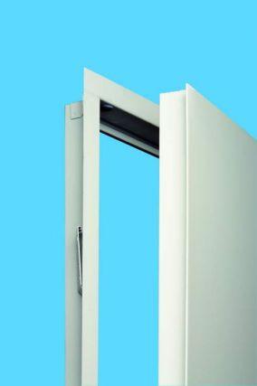 DIN szabvány méretű EI30 tűzgátló ajtók