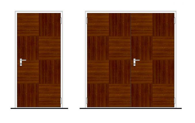 Fa mintázatok