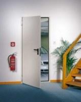 DIN szabvány méretű EI60 tűzgátló ajtók